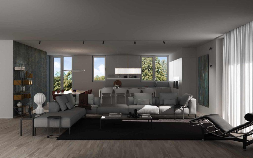 palazzo settembrini_Vista attico 1