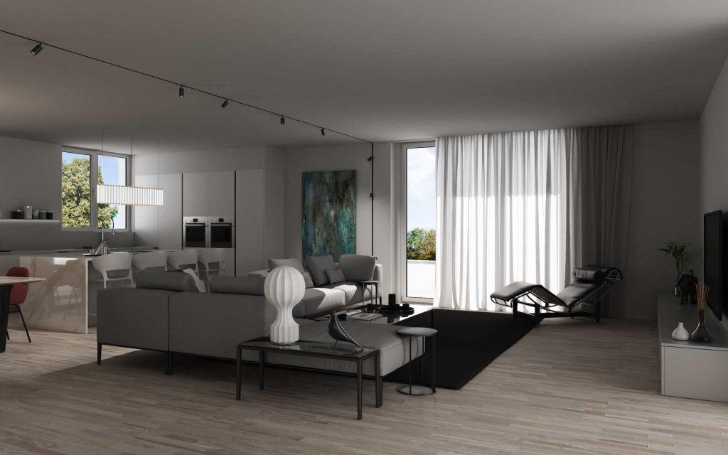 palazzo settembrini_Vista attico 2
